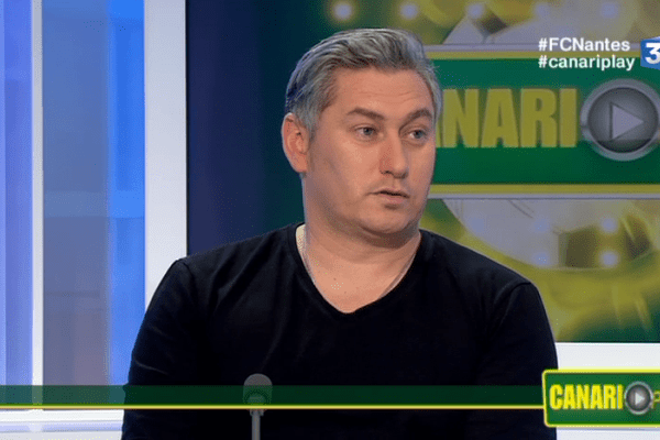 Olivier Monterrubio, ancien du FC Nantes lors d'un précédent passage dans Canariplay