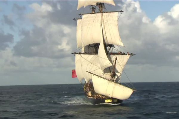 Ce bateau mythique se visite mais il vaut mieux réserver !