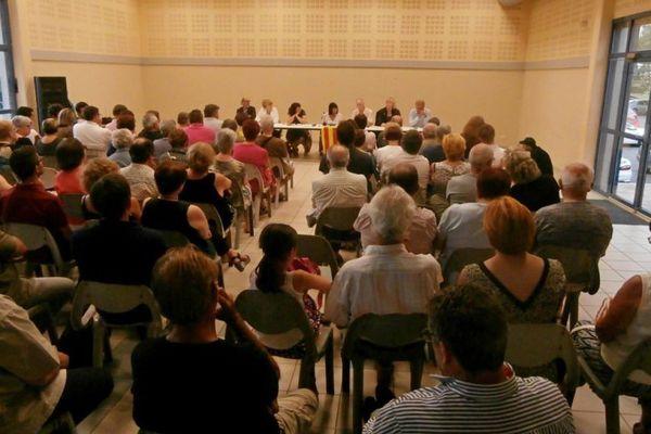 Réunion du collectif vendredi 1er juillet à Cabestany