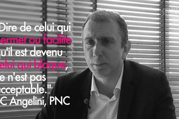 Législatives – Jean-Christophe Angelini, secrétaire national du PNC se range à contrecoeur derrière Jean-Félix Acquaviva