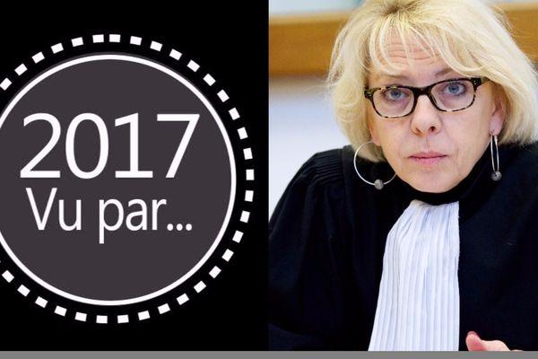 Rétro 2017 : l'année vue par Blandine Lejeune, avocate pénaliste et écrivaine lilloise