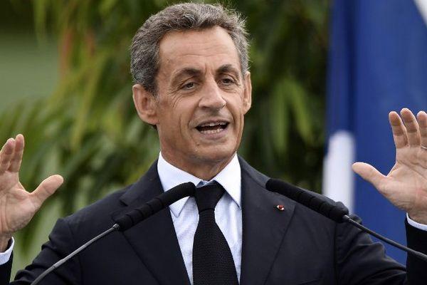 Nicola Sarkozy à La Baule le 04 septembre 2016