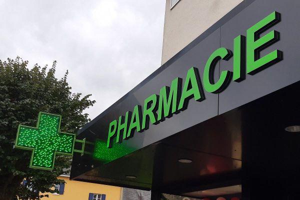 Les pharmacies font partie des ERP (établissements recevant du public) qui pourront rester ouverts dans le Puy-de-Dôme entre 21 heures et 6 heures, malgré le couvre-feu.