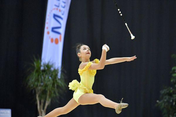 600 athlètes présents ce week-end au Zénith de Limoges pour les championnats de France.