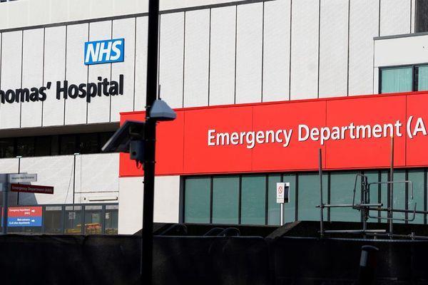 Un hôpital londonien