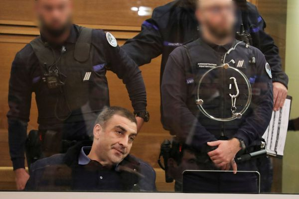 09/12/2019 - Kakhaber Shushanashvili, considéré comme l'un des dirigeants des «vory v zakone», une puissante mafia d'Europe de l'Est.