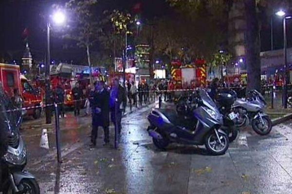 Une explosion a fait une victime à la Porte de Versailles