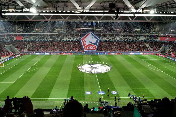 Le stade Pierre Mauroy va vibrer pendant les 90 minutes décisives de ce match face à Valence.