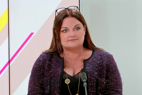 Alexandra Valetta Ardisson, députée LREM des Alpes-Maritimes est l'invitée de Dimanche en Politique sur France 3 Côte d'Azur
