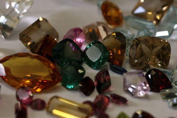 Le diamant volé appartient à Marie-Madeleine Dioubaté, candidate malheureuse du Parti des Ecologistes de Guinée en 2015 – l'élection ayant été remportée par le président sortant Alpha Condé (illustration).