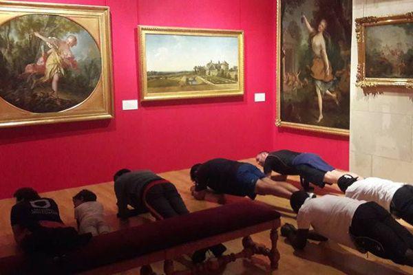 """Le premier """"Courant d'air"""" avait lieu au Musée des Beaux-Arts de Tours."""