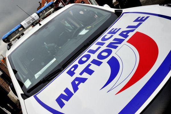 Un véhicule de police. Photo d'illustration AFP