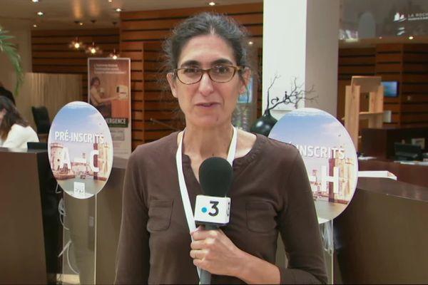 Dct Mariam Roncato-Sabéran - Infectiologue, co-présidente du congrès annuel de la  société de lutte contre le SIDA