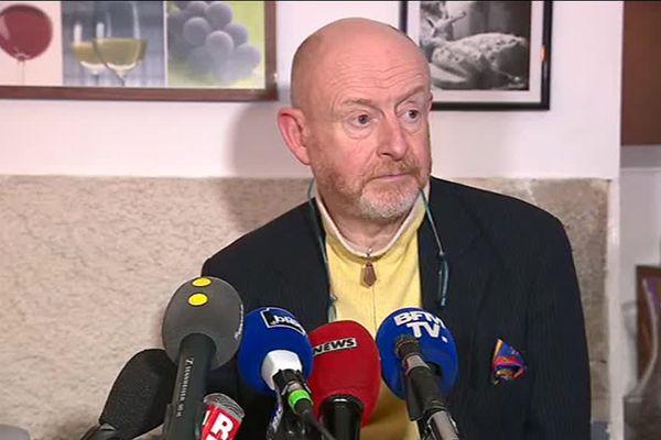 Me Jean-Marc Florand, avocat des parents d'Alexia