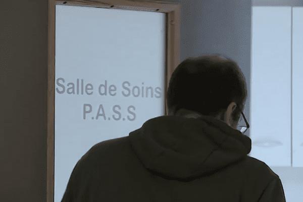 En 2017, la P.A.S.S a accueilli 514 patients