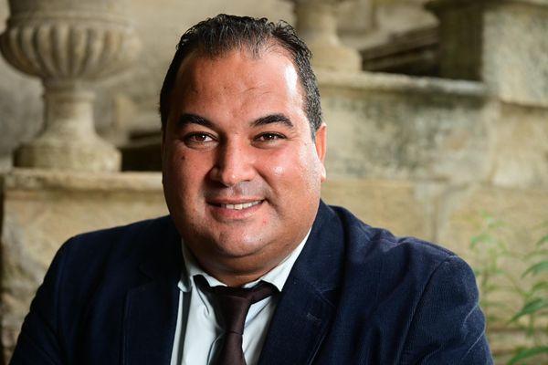 Kamel Chibli, vice-président région Occitanie, délégué à l'éducation & aux sports