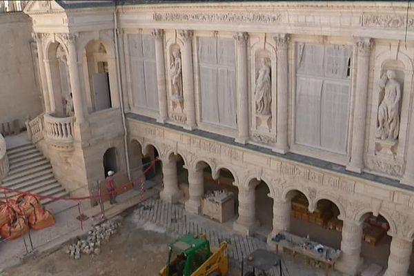 L'hôtel de ville de La Rochelle ouvert en partie pour les journées du patrimoine