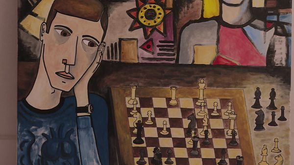 Peinture de Louis Stecken
