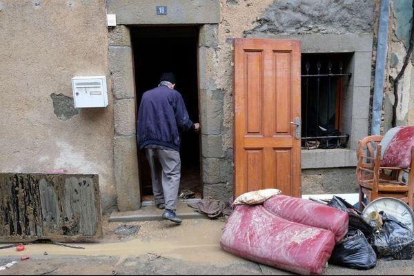 Les inondations exceptionnelles dans l'Aude du 15 Octobre 2018 ont fait 11 morts et ont causé d'énormes dégâts matériels