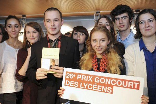 Le jury 2013 du Goncourt des Lycéens