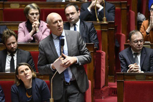 Le député lorrain Dominique Potier se pose en chien de garde pour défendre une loi climat qui réponde aux enjeux climatiques et écologiques