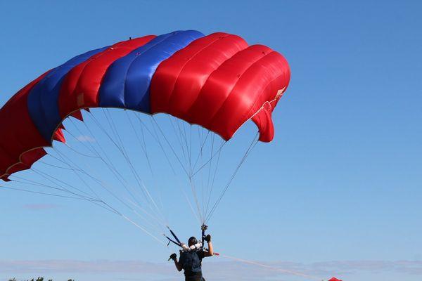 Le championnat de France de Parachutisme ascensionnel s'est déroulé du 5 au 7 août.
