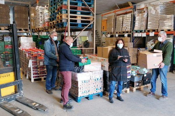 Les bénévoles des Restos du Coeur de Haute-Loire auront bientôt de nouvelles chambres froides pour stocker les denrées.