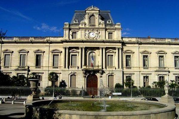 Préfecture de l'Hérault à Montpellier