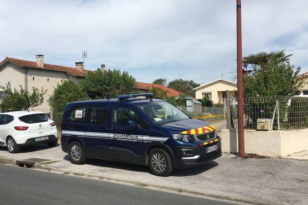 La gendarmerie du Tarn a retrouvé mardi 14 septembre le corps de deux personnes âgées de 88 et 87 ans dans ce pavillon de la commune de Sémalens (Tarn).