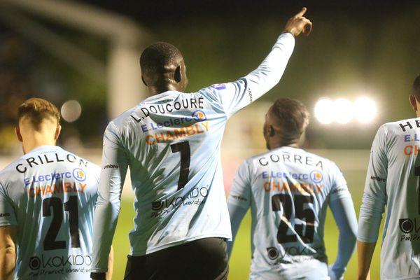 Auteur d'un doublé face à Concarneau le 30 novembre en championnat, Lassana Doucouré rééditera-t-il l'exploit face au FC Astana ?