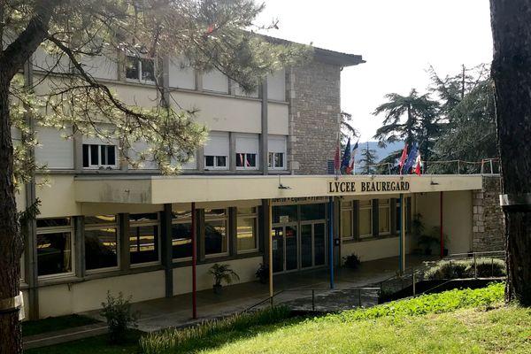 Lycée Beauregard de Villefranche-de-Rouergue