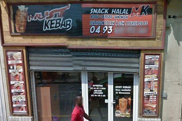 Le Must Kebab avait été fermé le 18 novembre suite aux attentats de Paris