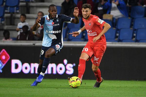 Béziers s'est imposé face au havre lors de la 10ème journée de Ligue 2 - 5 octobre 2018