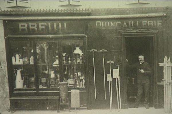 La quincaillerie de Jack Chansigaud existe depuis 105 ans.