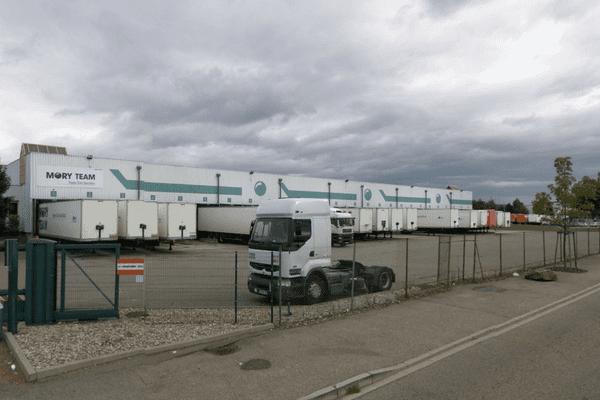 Le transporteur possède quatre agences en Alsace