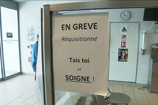 Les urgences à l'hôpital W.Morrey de Chalon-sur-Saône