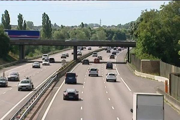 Le trafic sur l'A6 est resté fluide dans le département de l'Yonne ce samedi 29 juillet