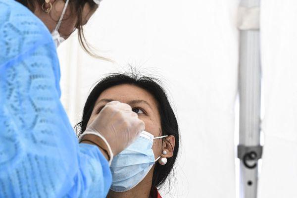 Mardi 6 avril, une opération de dépistage du COVID 19 aura lieu à Randan dans le Puy-de-Dôme. Photo d'illustration.