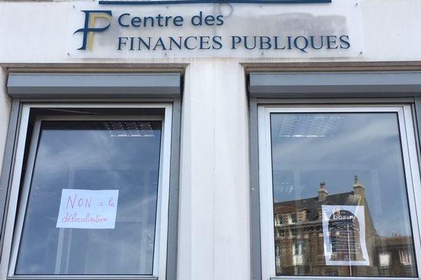 Centre des finances publiques de Dieppe