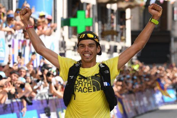 Pau Capell l'Espagnol boucle l'UTMB 2019 en 20h19.
