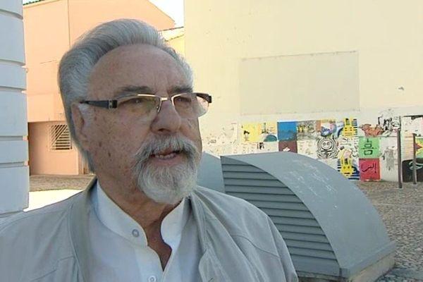 Dominique Baldacci, ici en 2011 à Corte, la ville dont il a été adjoint au maire.