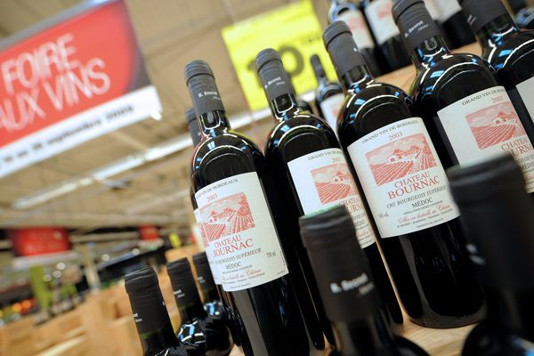 Les vins de Bordeaux séduisent moins les adeptes des foires aux vins