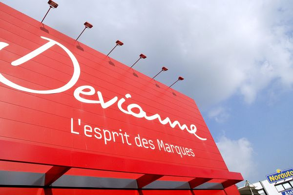 Devianne est une enseigne présente dans de nombreux centres commerciaux des Hauts-de-France