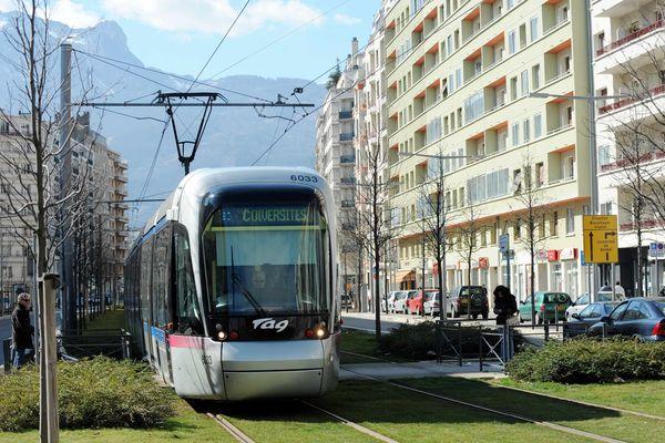 Trois lignes de tram sur cinq seront fermées jeudi 5 décembre.