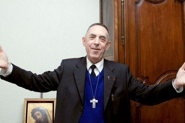 Monseigneur Claude Dagens.