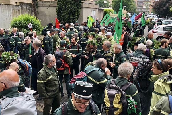 Une grève et une manifestation sont organisées jeudi 17 mai 2018, à Mâcon