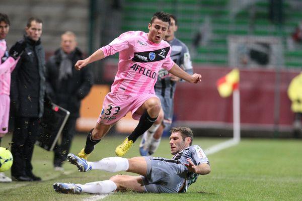 Corentin Jean (U19) Troyes