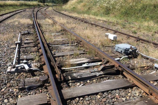Menacée de fermeture, la ligne ferroviaire entre Volvic et Le Mont-Dore dans le Puy-de-Dôme sera finalement exploitée jusqu'à la fin de l'année 2021.