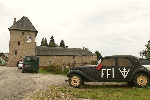 Le Musée de la Résistance à Peyrat-le-Château
