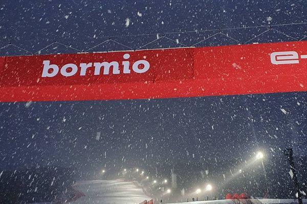 Trop de neige à Bormio pour garantir la sécurité de l'épreuve